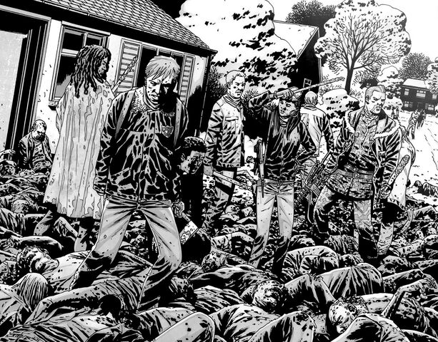 File:The Walking Dead - No way out!.jpg