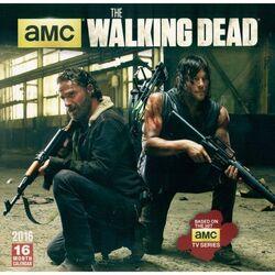 The Walking Dead 2016 Wall Calendar