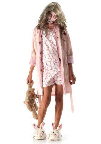 File:Child Little Girl Zombie Costume.jpg