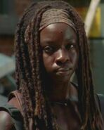 Michonne I ain't a Judas 2