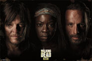 Walking Dead - Trio