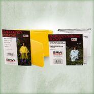 Walking Dead Two Person Survival Kit 6