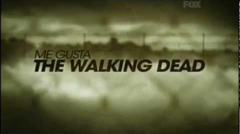 Me Gusta The Walking Dead - Promo FOX-0