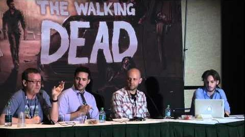Playing Dead LIVE at PAX Prime 2012 - Telltale Games and Gary Whitta