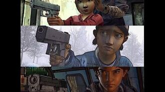 THE EVOLUTION OF CLEMENTINE( THE WALKING DEAD)