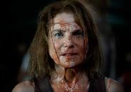 AMC 605 Deanna Bloody Face
