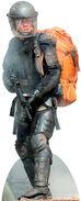 Glenn Rhee - Walking Dead - Lifesize Cardboard Cutout