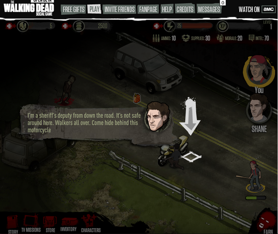 File:AMC The Walking Dead Social Game on Facebook.png