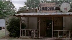 Deer Cooler