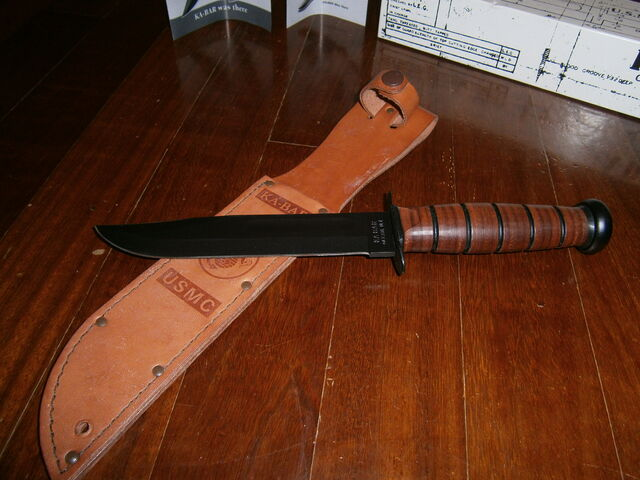 File:USMC KA-BAR UP IN HEEEER.jpg