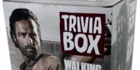 The Walking Dead Trivia Box