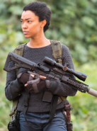 Sasha Williams TWD