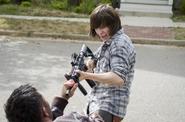 AMC 602 Wolf Tackles Carl