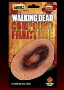 Walker Compound Fracture Appliance