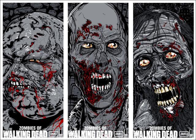 File:Zombies of The Walking Dead Series 1 Set.jpg