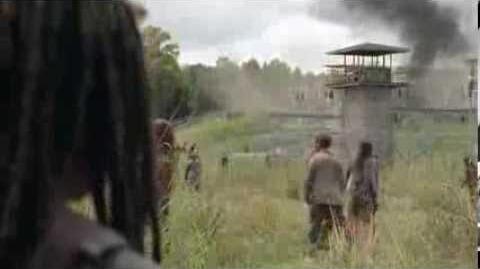 The Walking Dead ''Don't Look Back'' Season 4 - Second Half Trailer