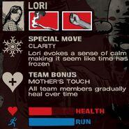 Lori (Assault) Profile