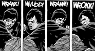Maggie Punching