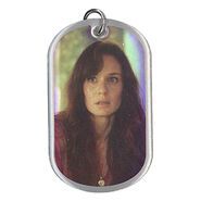 The Walking Dead - Dog Tag (Season 2) - LORI GRIMES 9 (Foil Version)