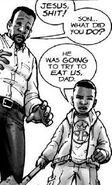 Duane and Morgan Jones Comic, 1