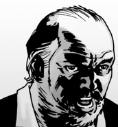 Issue 111 Gregory Pissed