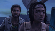 ITD Michonne Pete Worried