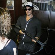 Reedus with Crossbow