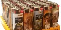 BIC The Walking Dead Series Lighters