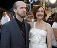 David-leslie-johnson-screenwriter-red-riding-hood-2011-with-vera-farmiga-from-orphan