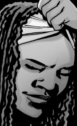 File:Issue 111 Michonne 1.png