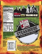 "Slim Jim® ""Carnage Asada"" Steakhouse Strips 1"