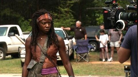 Michonne Inside The Walking Dead