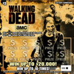 The Walking Dead scratch games (Tennessee)