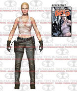 Walking Dead Series 3 Comic Andrea scaled 400