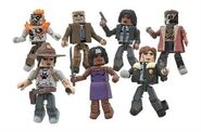 Walking Dead Minimates Series 6 Asst.