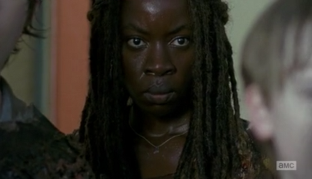 File:Michonne and the herd.png
