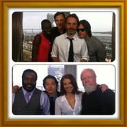 The Walking Dead Cast 2