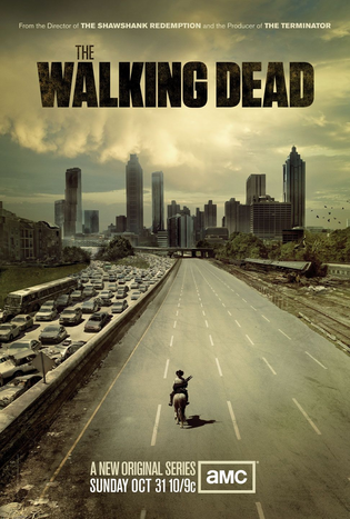 The walking dead poster 1