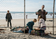 FTWD 202 Harry Willa Fence
