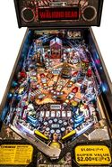 The Walking Dead Pinball Machine (Limited Edition) 8