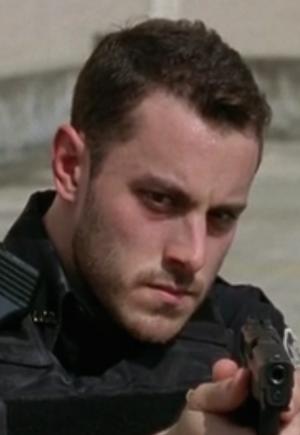 Season five officer mcginley