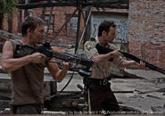 The walking dead norman reedus andrew lincoln image