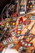 The Walking Dead Pinball Machine (Pro Edition) 19