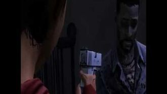 The Walking Dead Clementine and Lee Tribute-1497114968