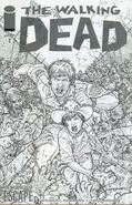 "Juan Jose Ryp ""The Walking Dead Escape"" Sketch Variant"