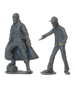 Jesus pvc figure 2-pack (grey) 2