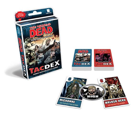 File:TACDEX™ The Walking Dead - Survivors vs Walkers 2.jpg