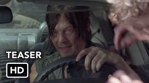 "The Walking Dead Season 4 ""Car Attack"" Teaser (HD)"