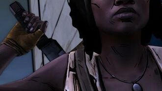 The Walking Dead Michonne - A Telltale Games Series Reveal Trailer-0