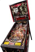 The Walking Dead Pinball Machine (Pro Edition) 14